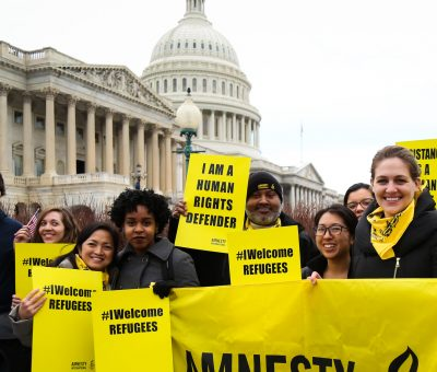 Amnesty International Jobs