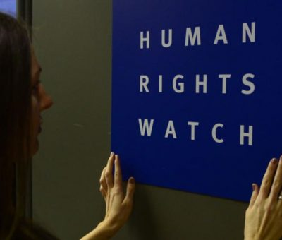 Human Rights Watch jobs